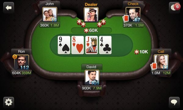 Fitur Poker Game World Poker Club Aman Dimainkan